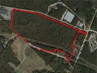 Property is within Athena Industrial Park. Property is