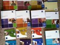 ATI nursing books and CD's for sale that will help you