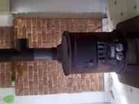 I have a front/top loading wood stove in great