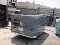 Atlas Copco Air Compressor, Year 1992, Serial 10832-92,