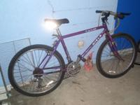 ATLAS BICYCLE MOUNTAIN ,RIDES GOOD SHIFTING GOOD 26
