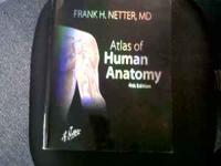 Atlas of Human Anatomy 4th Edition by Frank H. Netter,
