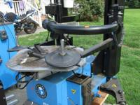 2013 Atlas TC-289 Tire Changer, Serial No: 4 Unit is