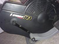 Hey I have a air elliptical stamina 1720 available for