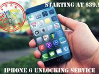 Att Iphone 6 Factory Unlocking Service, Orlando Ebay