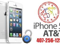 Att Iphone Factory Unlocking Service, Orlando Ebay !!