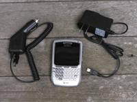 AT&T Blackberry 8700c with charger **** outstanding