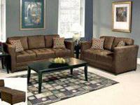 Brand New Sofa Loveseat Combos   Still In Plastic