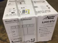 Attic King (BRAND NEW) 5000 BTU Window  Air Conditioner