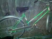 Original Rollfast bike for sale. Very little