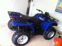 Great Atv that is in perfect condition with low miles.