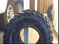 TWO CARLISLE TRAIL WOLF ATV 4-WHEELER TIRES SIZE AT 25