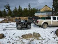 You can haul multiple 4-wheelers, snow mobiles,