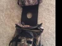 Camo American Trails ATV bag. Little to no use on the