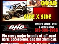 RND Motorsports is now in El Cajon and offering great
