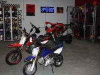 Description Condition: New Youth 4 Wheelers &
