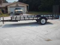 with ramp gate,2007,new tires, call  Location:
