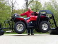The Wild Hare ATV Implement System is the the most