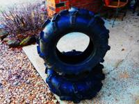 Four Silverback x- Lite  28x10x14'' tires and four