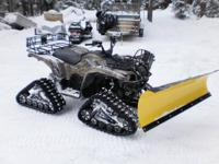 ATV PLOW SALE - ANY MAKE OR DESIGN QUAD.  LOWEST RATES