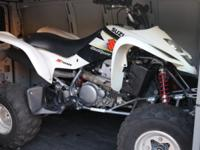 2003 SUZUKI LTZ 400 ATV/QUAD VERY CLEAN MINIMUM USE
