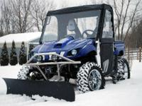 ATV PLOW SALE - ANY MAKE OR VERSION QUAD.  LOWEST COSTS