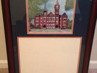 I am selling a diploma frame in PERFECT condition! It