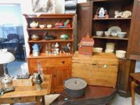 JACY'S AUCTION Oak, Primitives, Victorian, Silver,