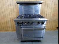 Lots of quality restaurant equipment up for auction!