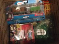 Currently having 2 auction of boxes with assorted toys