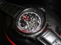 "Audemars Piguet Millenary ""CARBON ONE"" Tourbillon"