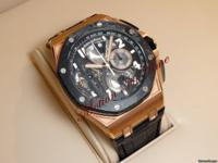Audemars Piguet CONCEPT Tourbillon Chronograph Rose