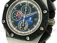 Super Rare Audemars Piguet Grand Prix 2010 in Platinum