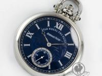 Features Perpetual Calendar Caseback Sapphire See
