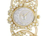 This glamorous Audemars Piguet's Millenary ladies watch