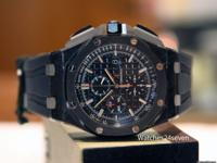 Audemars Piguet Offshore Chronograph Ceramic Black