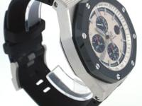 This is a Audemars Piguet, Pre-Owned Timepieces