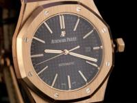 New Audemars Piguet Royal Oak Automatic Rose Gold