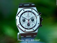 Audemars Piguet Royal Oak Chronograph Stainless Steel