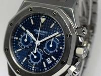 Audemars Piguet Royal Oak Chronograph Steel Mens Watch