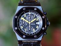 Audemars Piguet Royal Oak End of Days Chronograph Black