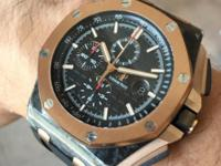 Up for sale is a Audemars Piguet Royal Oak Offshore