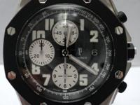 This is a Audemars Piguet, Royal Oak Offshore