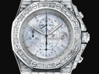 Royal Oak Offshore Chronograph - 18K White gold case