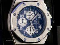 Pre-owned Audemars Piguet Royal Oak Offshore