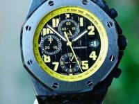 Audemars Piguet Royal Oak Offshore Chronograph Carbon &