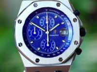 Audemars Piguet Royal Oak Offshore Chronograph Electric