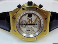 Audemars Piguet Royal Oak Offshore Chronograph. In