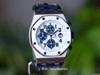 Audemars Piguet Royal Oak Offshore Chronograph Themes