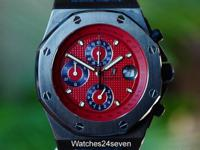 Audemars Piguet Royal Oak Offshore Chronograph Red PVD